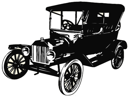 Model T Ford - Give them any color they want, as long as it's black - Henry Ford