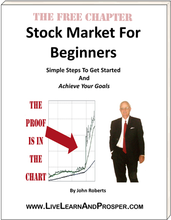 Stock Market For Beginners - The Free Chapter